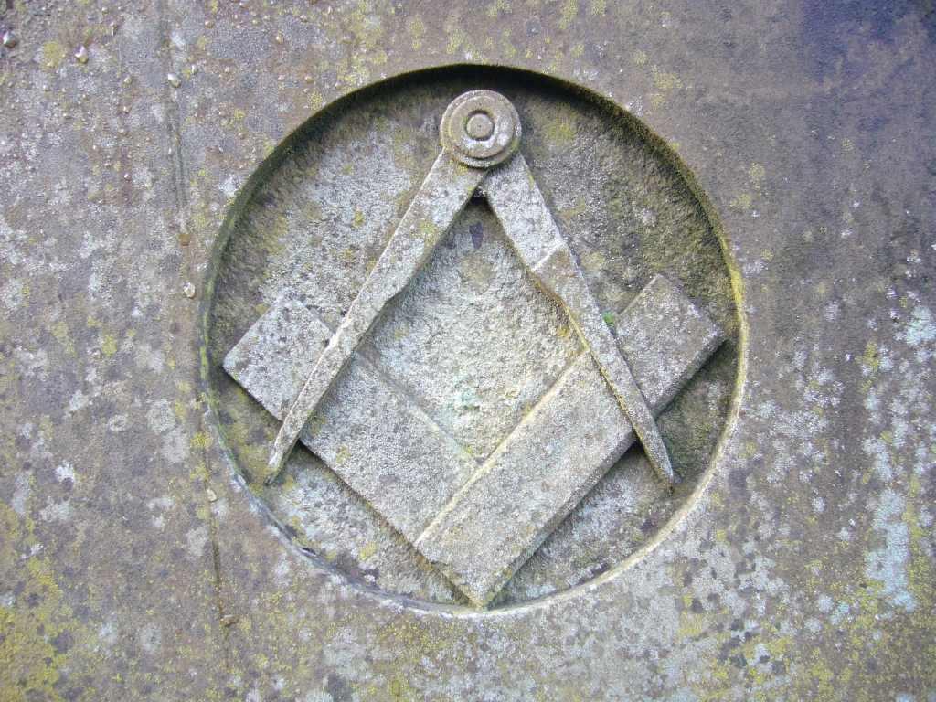 Freemasonry compass