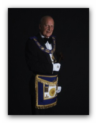 GRAND MASTER - REGULAR GRAND LODGE OF BELGIUM