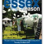 THE ESSEX MASON