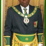 Grand Master Ghana Otwasuom Osae Nyampong VI APMR Masonic Press News Agency