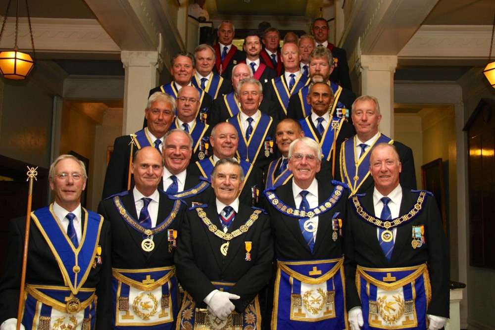 PROVINTIONAL GRAND LODGE OF SUSSEX