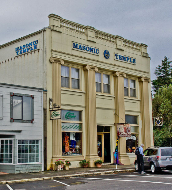 Masonic Building one step closer to historic registry