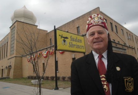 New Sudan Potentate looks to help Shriners continue to 'make a difference'