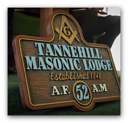 Tannehill Masonic Lodge