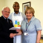 Freemasons give helping hand to people with breathing difficulties in east Durham (From The Northern Echo)