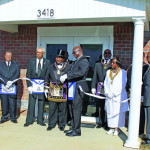 Local Masonic lodge settles into new home