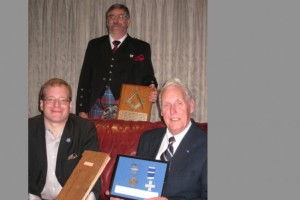 St. George's Masonic Lodge marks 230th anniversary in Kings County