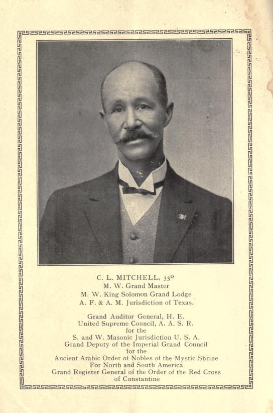 CL MITCHELL 33
