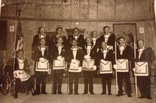 Ipswich Masons A history of service and perseverance