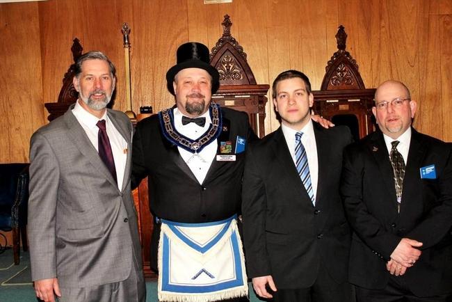 Freemasons Lodge in Wareham hosts open house