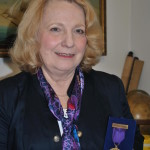 Local Author Patricia Hubert Receives Masonic Humanitarian Award