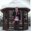 Masonic activities ceased in the United Kingdom due to snowfall