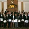 California lodge No.1 received a 2012 Mark Twain Award
