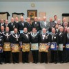 Harmony & Excelsior Lodge 100th Anniversary – 30 March 2013
