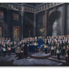 UGLE Library and Museum puts Freemasons' Hall oil paintings online