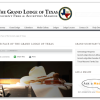 The New Web Face of the Grand Lodge of Texas