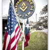 Goliad Masonic Lodge – Texas, to re-enactment charter ceremony