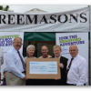 Freemasonry well represented at the Great Yorkshire Show 2013