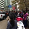 Volunteers Provide Clothes, Food To Homeless In Center City