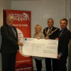 Wiltshire Freemasons Make a Major Donation to Victim Support