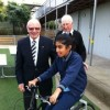 Fantastic Special Bike for Mt View Primary School