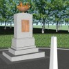 Masonic Village eternal flame monument to honor veterans