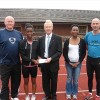 Sponsorship boost for Tamworth AC star Omolola