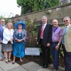 Town centre beauty spot in full bloom thanks to Freemasons