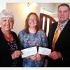 Newquay Towan Masonic Lodge raises £1275 for cancer charity | Cornish Guardian