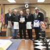 New Braunfels Masonic Lodge Honors Bill Kolodzie with Community Builder Award | Radio NB