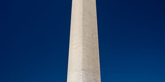 10 fascinating facts about the washington monument for Facts about the monument