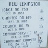 Long standing tradition for New Lex Masonic Lodge
