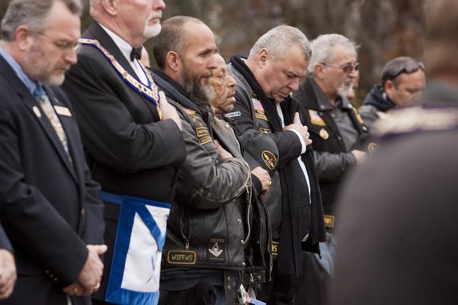 Kennebunk honors Civil War soldier | Freemasonry